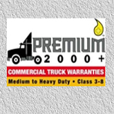 Premium 2000+ Commercial Truck Warranties, Medium to Heavy Duty, Class 3-8